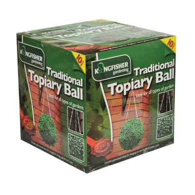 Green Topiary Ball (27cm)