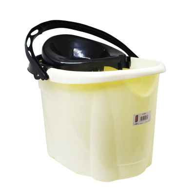 Cream Mop Bucket