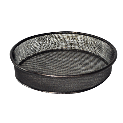 Metal Mesh Bird Feeding Dish