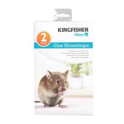 2 Pack Mouse Glue Traps