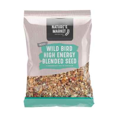 0.9kg Bag High Energy Wild Bird Feed