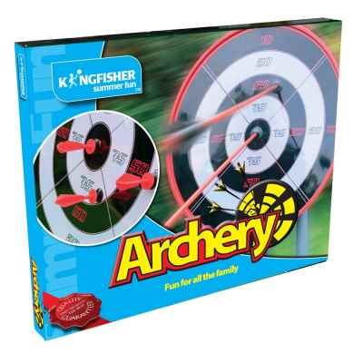 Archery Set with Target Board