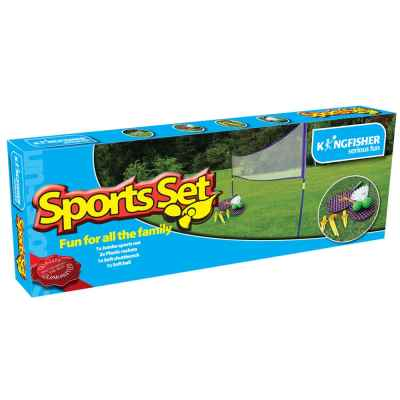 Super Sport Family 2 Game Tennis Set