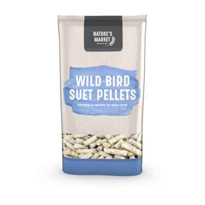 1kg Bag of Suet Pellets