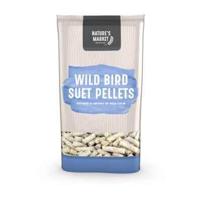 1kg Bag of Suet Pellets [NOT EU]