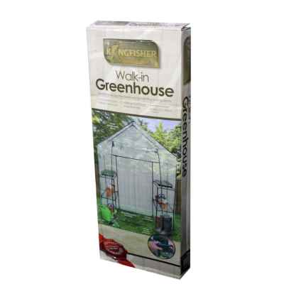 Walk In Greenhouse