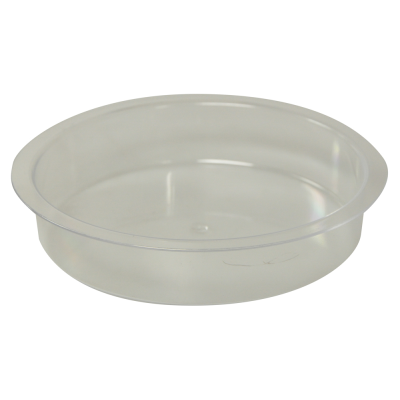Plastic Bird Feeding Dish
