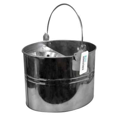 11L Galvanised Mop Bucket