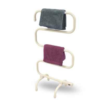 Standing Heated Towel Rail