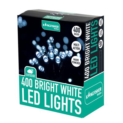400 Multi Action White Led
