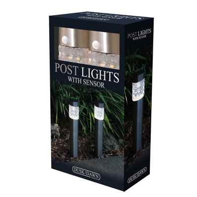 2 Pack 50cm SMD Post Light