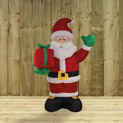 2.4m Inflatable Santa