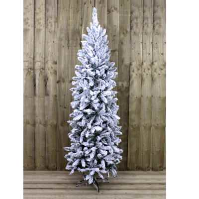 195cm Slim Style Snow Tree
