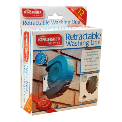 12m Retractable Clothes Line