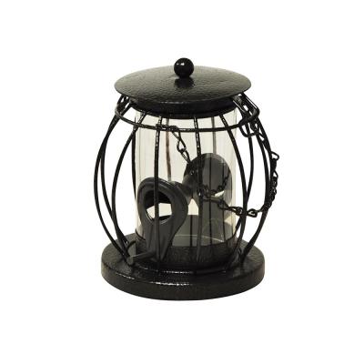 Mini Lantern Seed Feeder