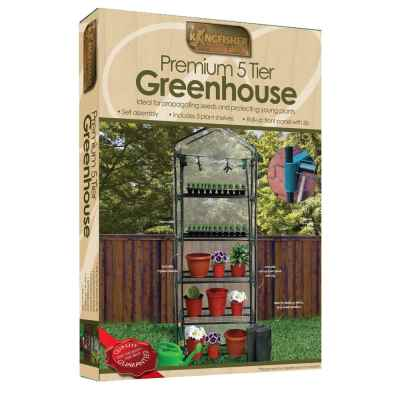 5 Tier Greenhouse