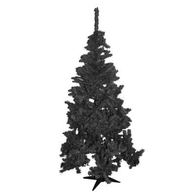 6ft (180cm) Black Pine Christmas Tree