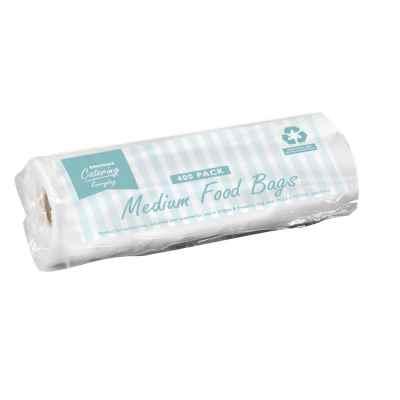 400 Pack of Medium Food Freezer Bags