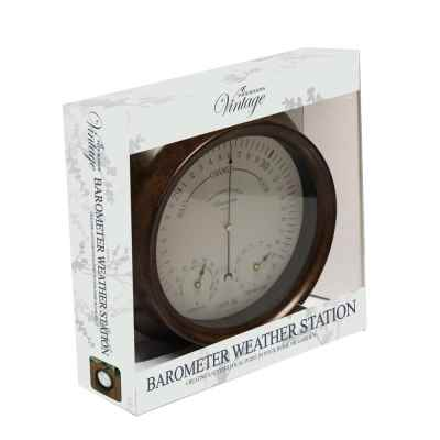 8 Inch Barometer Weather Station