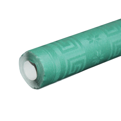 7m Green Paper Banqueting Roll
