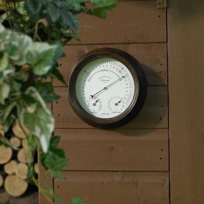 8 Inch Barometer Weather Station