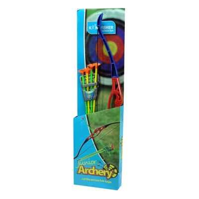 Children's 6 Piece Bow and Arrow Archery Set