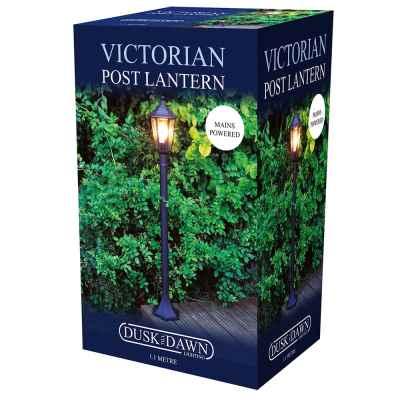 Victorian Style Post Lamp