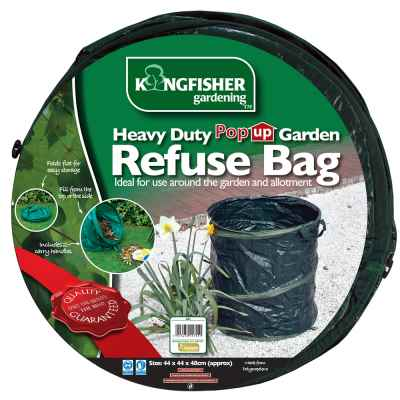 Heavy Duty Pop Up Garden Refuse Bag