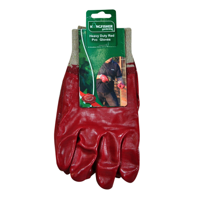 Red Rubber Glove