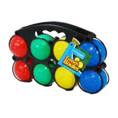 Plastic French Boules Set