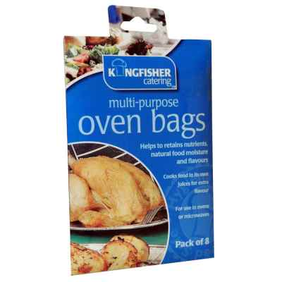 8 Oven Roasting Bags
