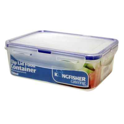 Small Rectangular Food Box - 700ML