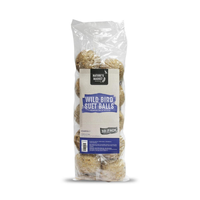 10 pack of Suet Fat Balls