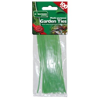 100 Garden Ties