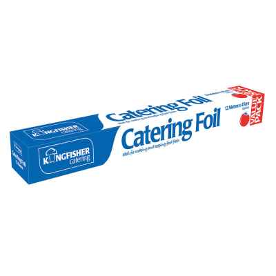 45cm x 12m Catering Aluminium Kitchen Foil