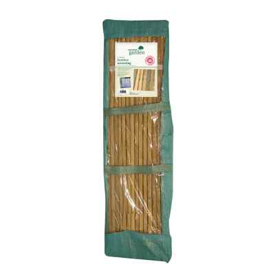 Split Bamboo Screen H2 x L3m