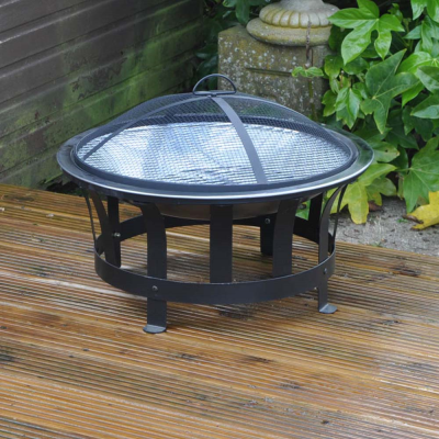 Outdoor BBQ Fire Pit Heater