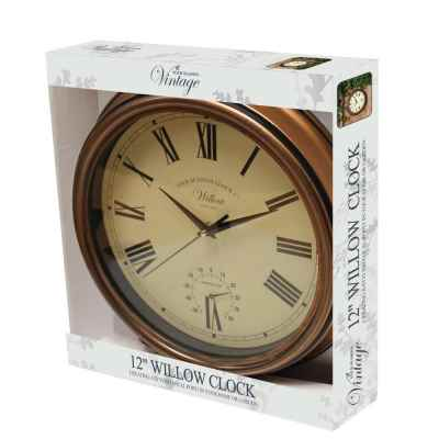 12 Inch Willow Clock