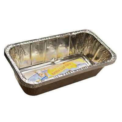 Jumbo Foil Loaf Pan