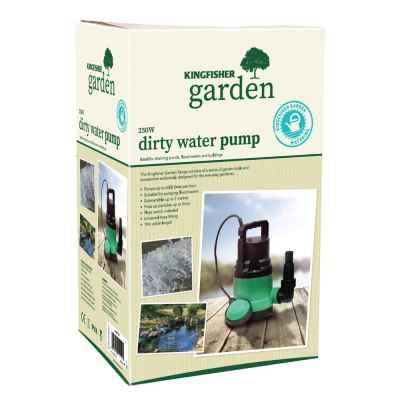 250W Dirty water Pump 10 metre lead