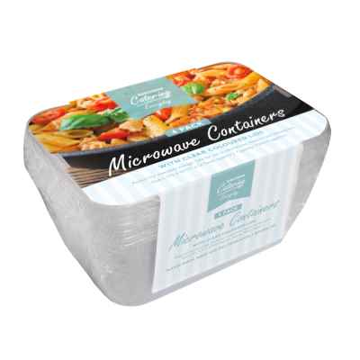 4 pack of 1L Food Containers