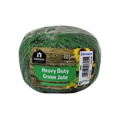 125m Green Jute Twine