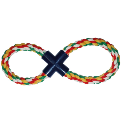 Figure 8 Tug Rope Dog Toy