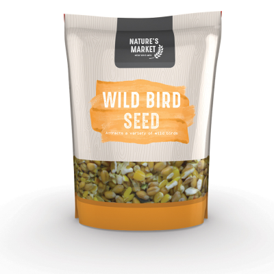 20Kg Bag Wild Bird Seed (VAT free)