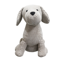 Corduroy Dog Doorstop