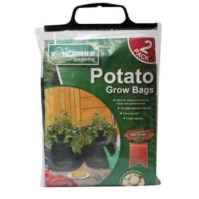 2 Pk Potato Grow Bag
