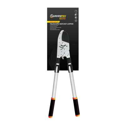 Garden Pro Master Telescopic Ratchet Action Lopper