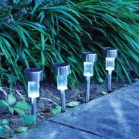 Stainless Steel Solar Border Light