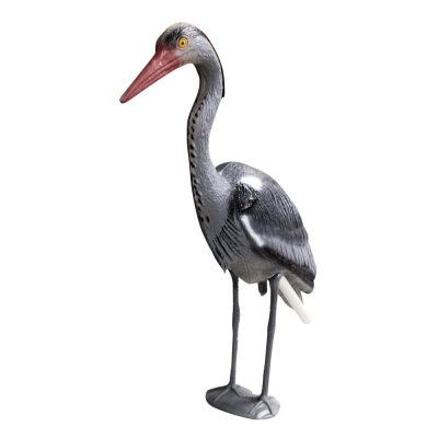 Plastic Heron