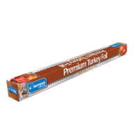 2m x 600mm Extra Wide Turkey Aluminium Foil